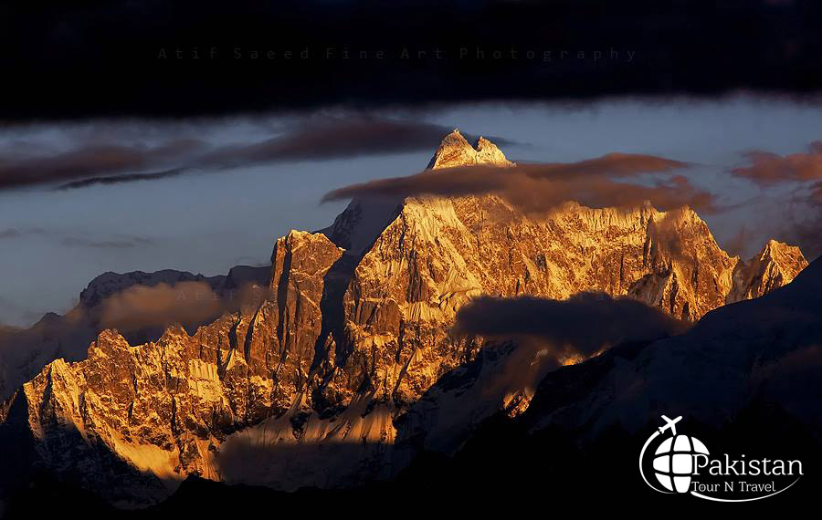 Peaks of Northern Pakistan