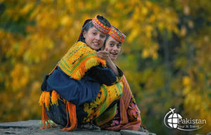 Showing the Beauty of Kalash Valley, Ayun near Chitral 2020