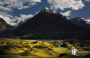 High Altitudes of Northern Pakistan by Atif
