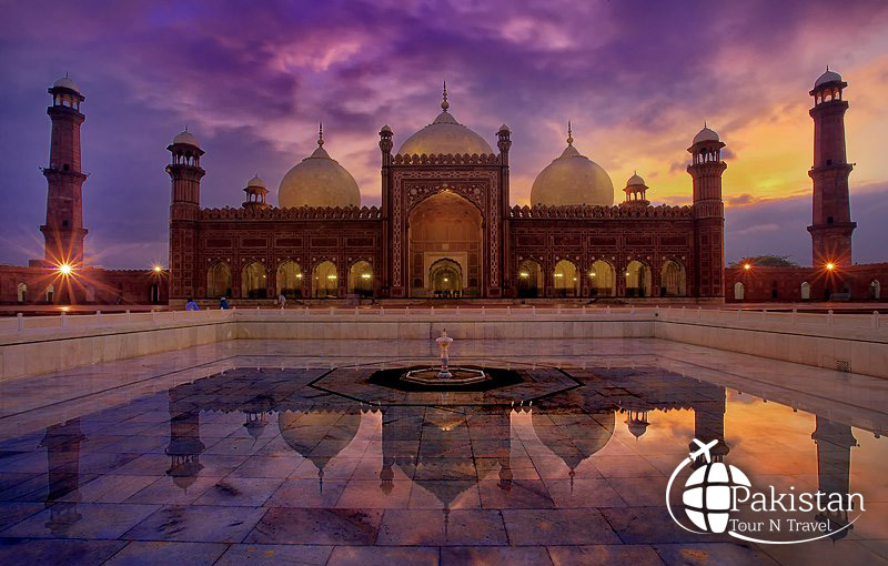 Mosque of Lahore