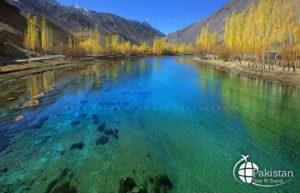 gojal in hunza river