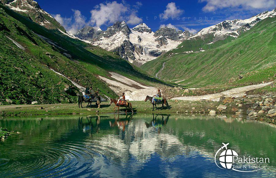 Qarumbar Lakes