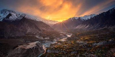 Hunza Naran Kaghan Valley Couple Tour ( 10 Days /09 Nights )