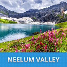 Neelum Valley Azad Kashmir Couple Honeymoon Tours for Karachi and Lahore customers
