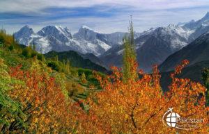 Relaxing Beauty of Nagar Valley in Autumn Season