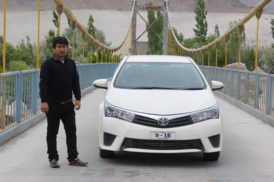 Xli vehicle Shiger