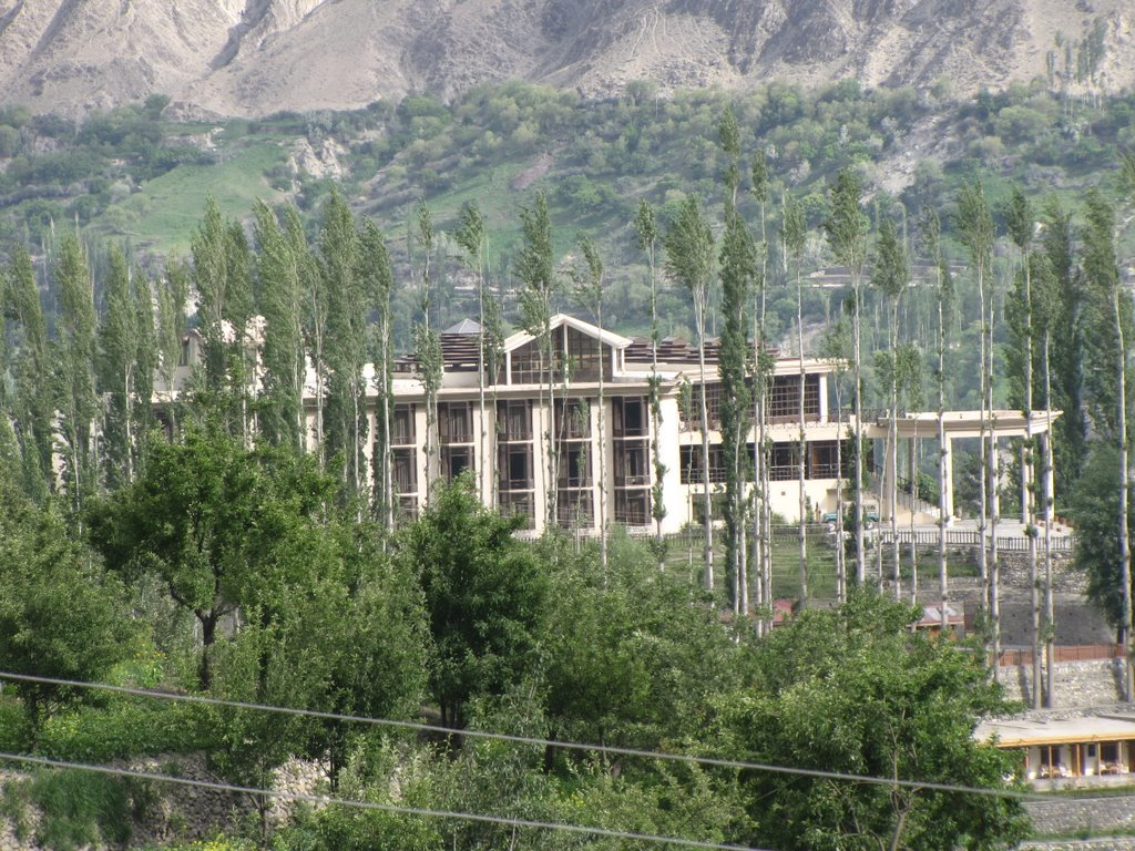 Darbar Hotel, Karimabad Hunza