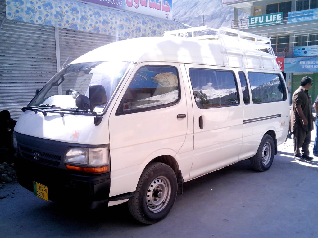 Hi-Roof Van GL reconditioned