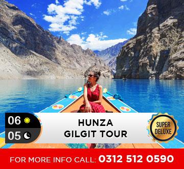 Hunza-Gilgit-6Days-5Nights-Tour