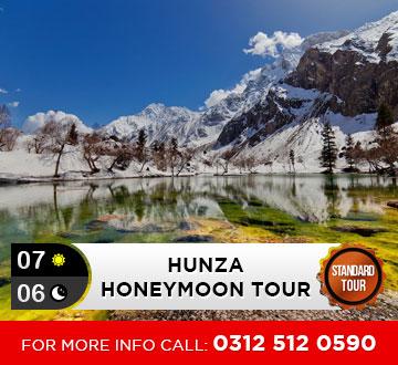 Hunza-Honeymoon-Standard-Tour