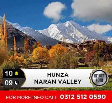 Hunza-Naran-Valley-Tour