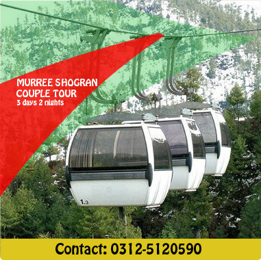 Murree-Shogran-Valley-Tour-3Days-2Nights