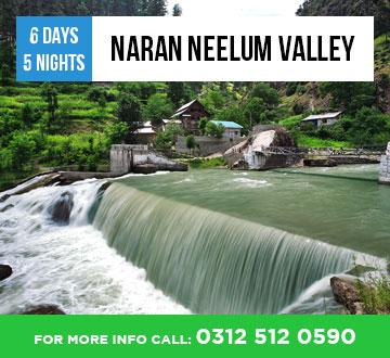 Naran-Neelum-6Days-5Nights-Tour