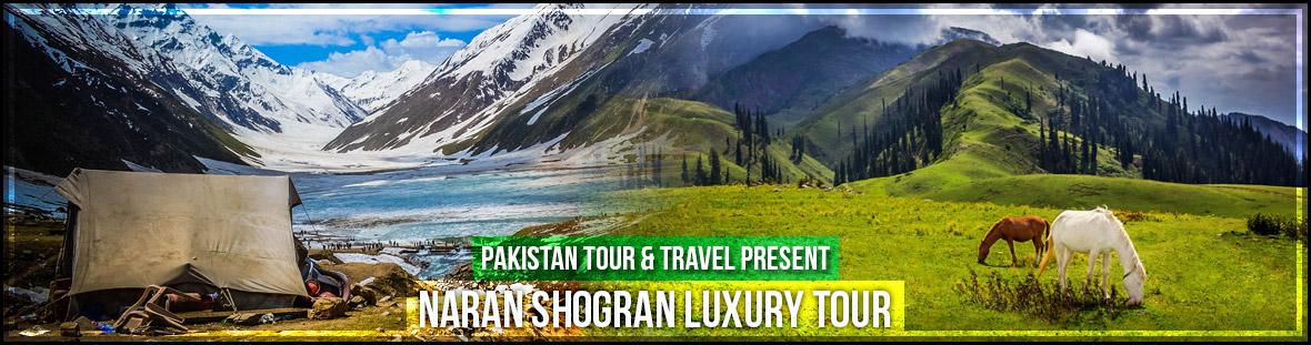 Naran Shogran Luxury Tour Packages 5Days 4Nights Plan