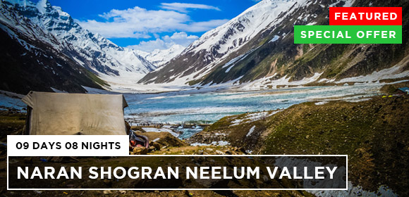 Naran Shogran Neelum Valley 09Days 08Nights Tour Featured Special Offer Packages