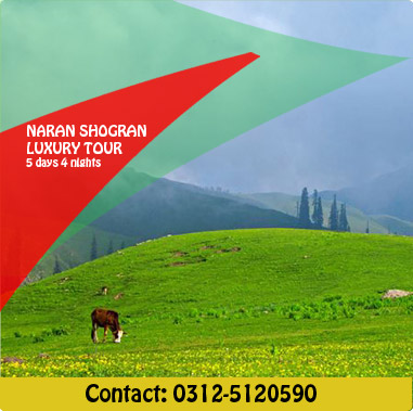 Naran-kaghan-Shogran-Luxury-Tour-Package-5Days-4NIghts