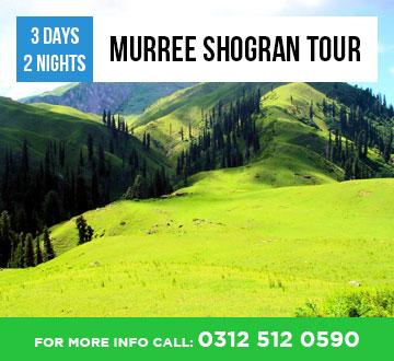 Shogran-Murree-Tour