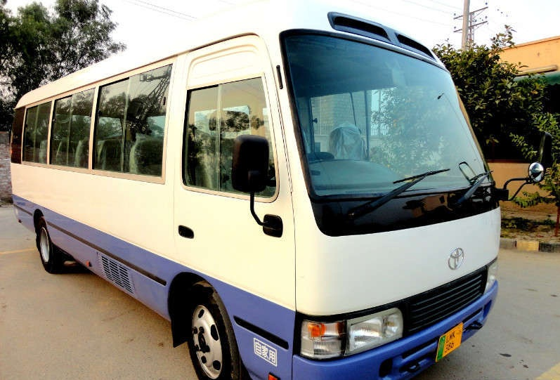 Toyota-Coaster-27-Seater Reconditioned 2010-11