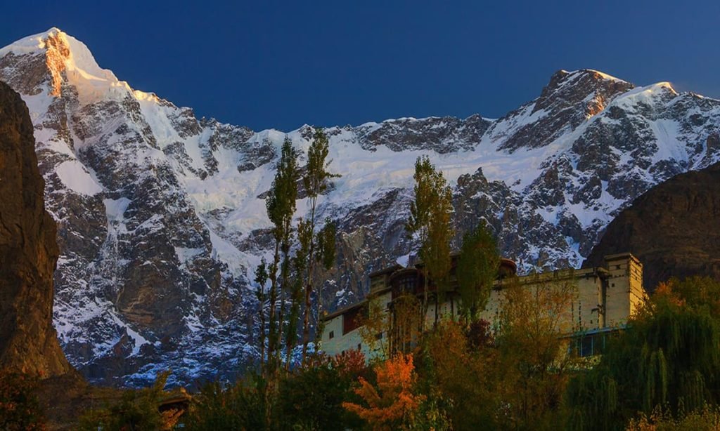 Fort of Baltit, Hunza Valley