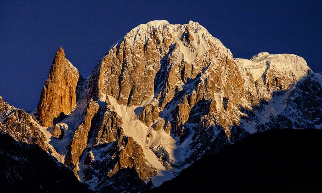 Lady Finger & Hunza Peak