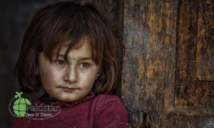 A child in Nagar 2