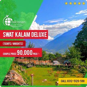Swat-Kalam-Valley-5days-4Nights
