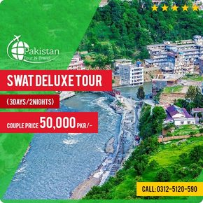 Swat-Valley-Deluxe-Tour-3Day-2Nights