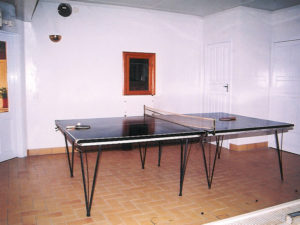 Kutton jagran resort table tennis in neelum valley