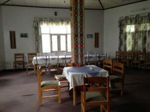 Diran Guest House Dining Room Hunza Nagar