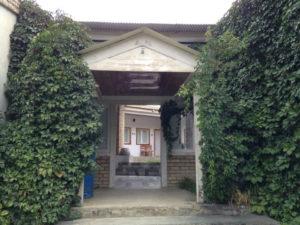 Diran Guest House Entrace Area