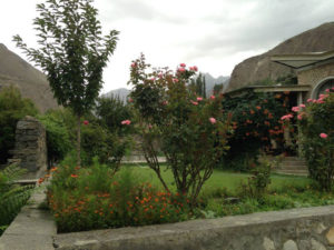 Diran Garden view