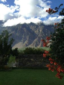 Diran Guest House Peaks in far Shot image