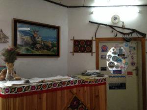 Diran Guest House Reception Areas
