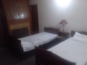 shangrila Chilas hotel standard room condtion