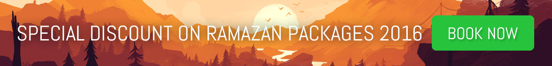 Ramazan tour with amazing discounts 2016