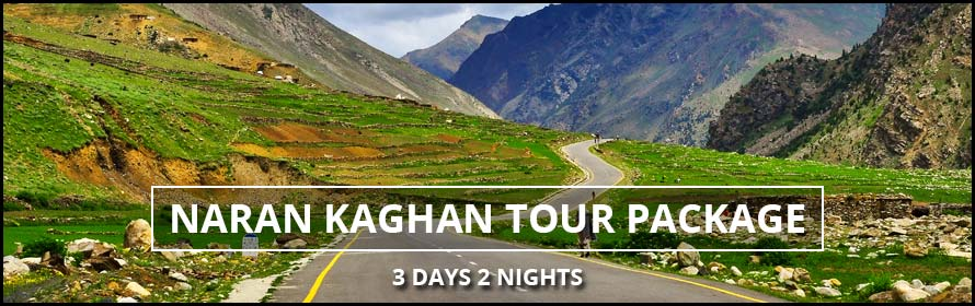 Naran Kaghan Couple Tour Package 3Days 2nights along Price