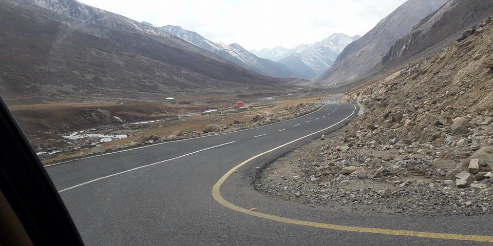 Babusar Top Closed year 2016-17