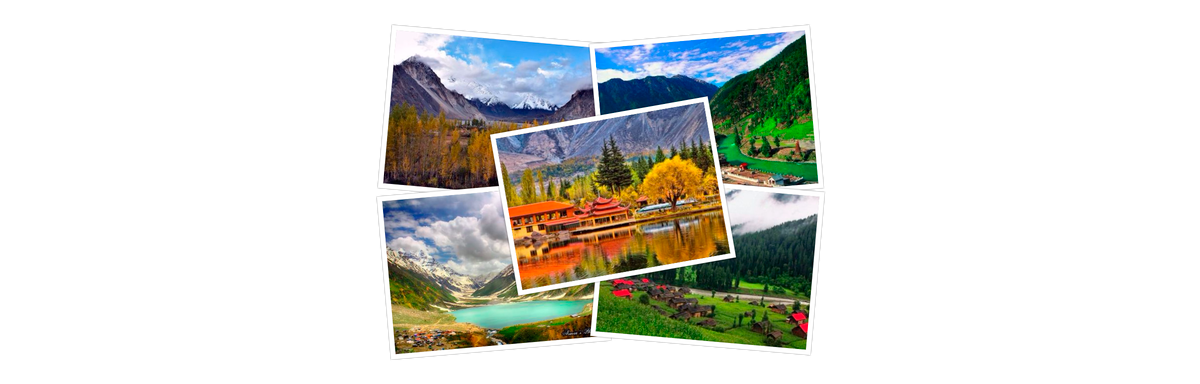 Northern Areas of Pakistan Top Places