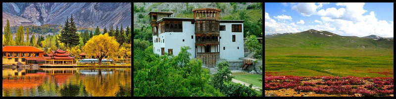 Skardu Shangrila Khaplu Shiger Tour 8Days 7Nights Package by road