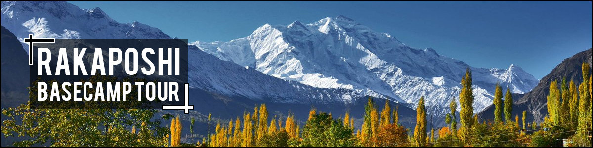 Rakaposhi Basecamp Tour Package