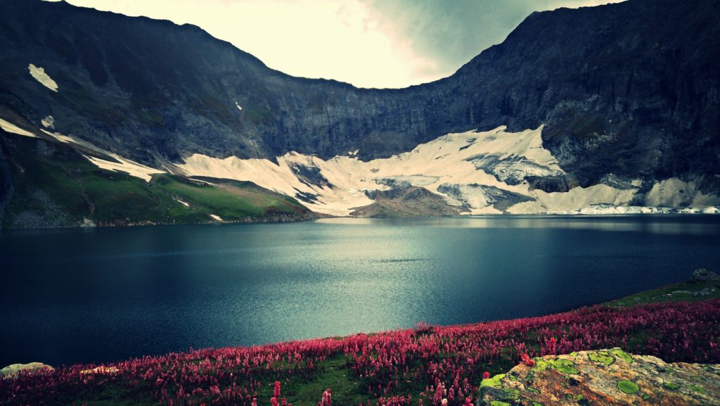 Ratti Gali Lake Neelum Valley