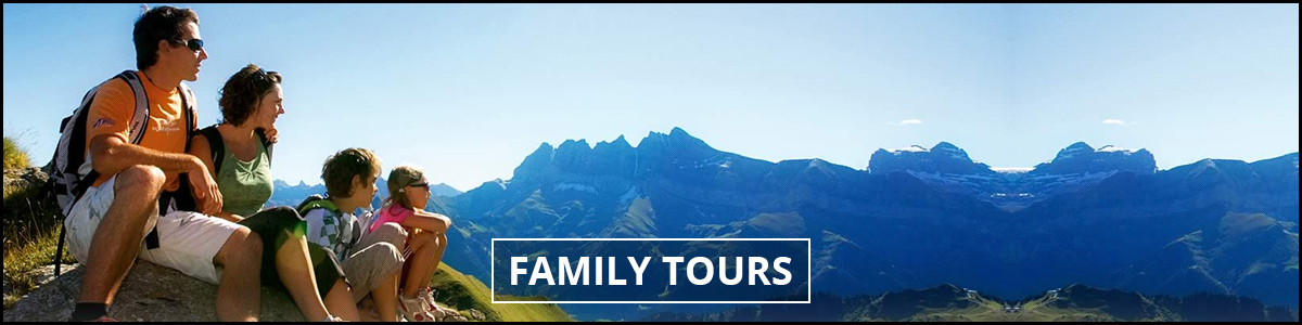 Family Tours northern areas