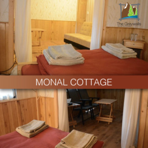 Monal Cottage in Grey wall Cottage in naran