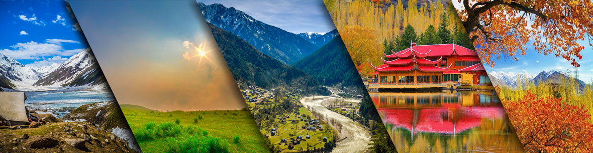 Top 5 destinations to visit on Eid Holidays