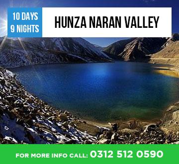 Hunza-Naran-Tour