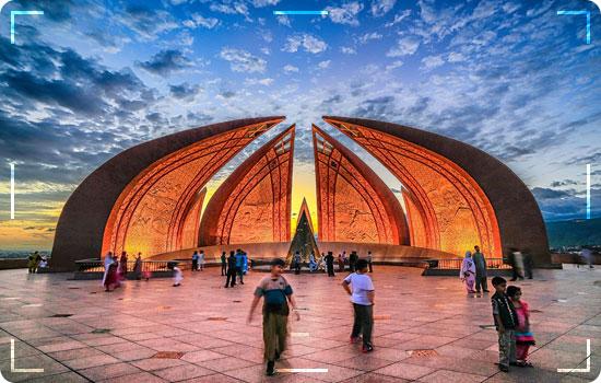 Pakistan-Monument