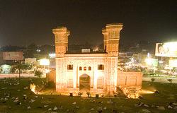 Chauburji Lahore