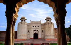 Lahore Fort in Lahore City
