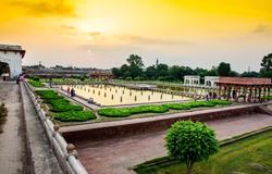 Shalimar-Garden Lahore
