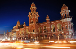 Ghanta-Ghar Multan City